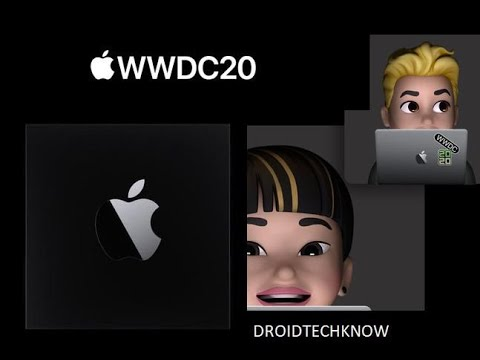 Apple WWDC 2020 Event Keynote And All Highlights Of Apple iOS, MacBook, AirPods