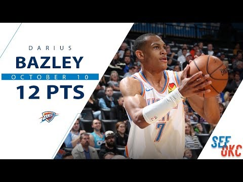 Darius Bazley highlights vs NZ Breakers | 12pts, 5rebs