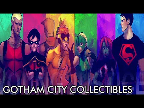 Young Justice: Legacy - Gotham City Collectibles