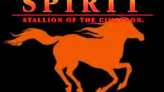 Spirit Stallion Of The Cimarron-Young Hearts