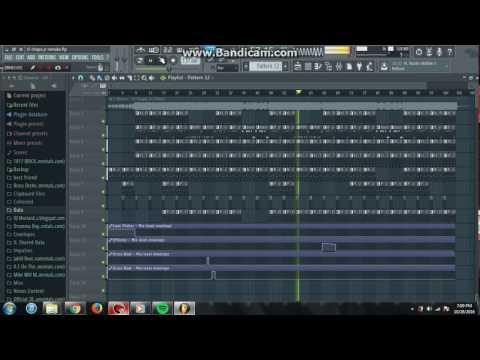 2 Chainz - El Chapo Jr Instrumental Remake (FLP)