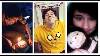 Gifts Dan and Phil have gotten to each other - montage