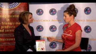 Mom's Choice Award Interview at American Book Expo
