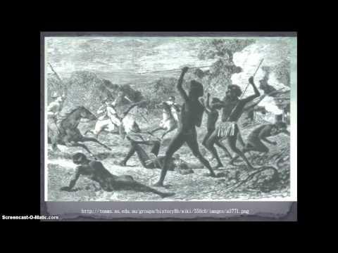 Indigenous Tasmanians and the Black War, Matt Nelson
