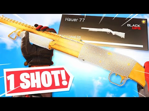 The BUFFED 1 SHOT Class in Warzone! (OVERPOWERED)