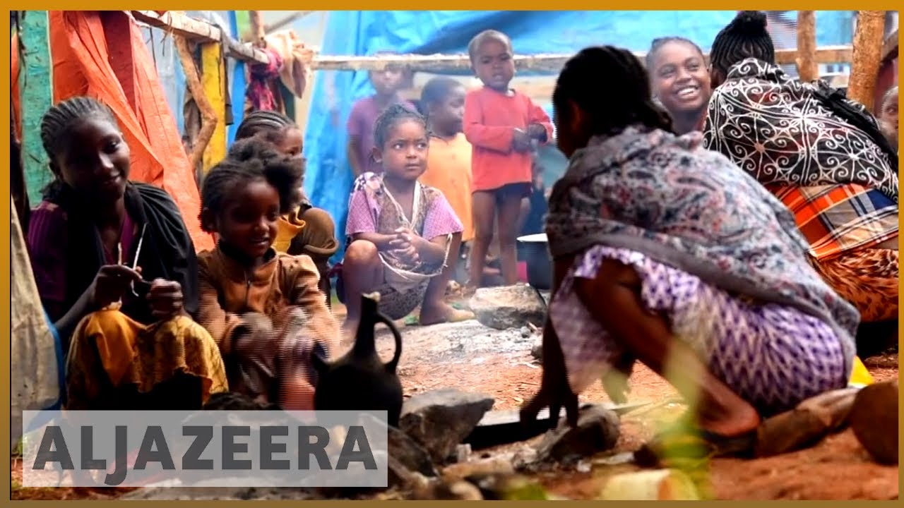 ?? Nearly one million displaced in Ethiopia ethnic violence | Al Jazeera English