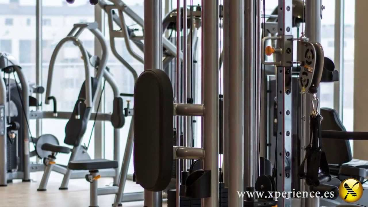 Xperience sport club making of youtube for Gimnasio xperience