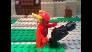 Lego Flash- Zoom