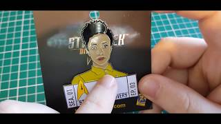 STAR TREK DISCOVERY COLLECTIBLES - EpisodePins 1-8