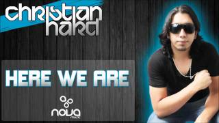 CHRISTIAN HARD - HERE WE ARE