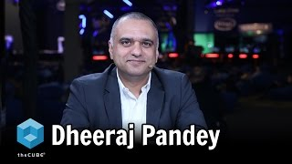 Dheeraj Pandey, Nutanix | Dell EMC World 2017