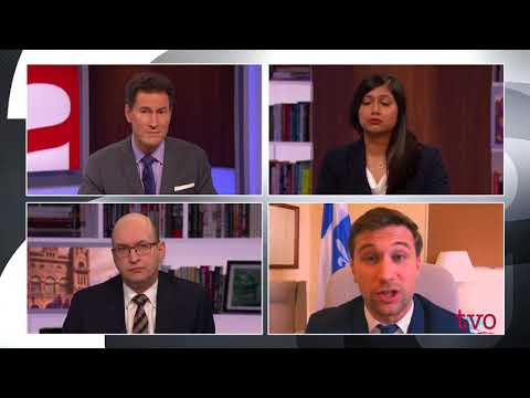 Quebec In Canada: The Saga Continues