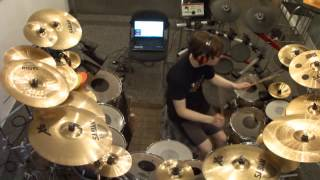 Yes-Five Percent For Nothing Drum Cover