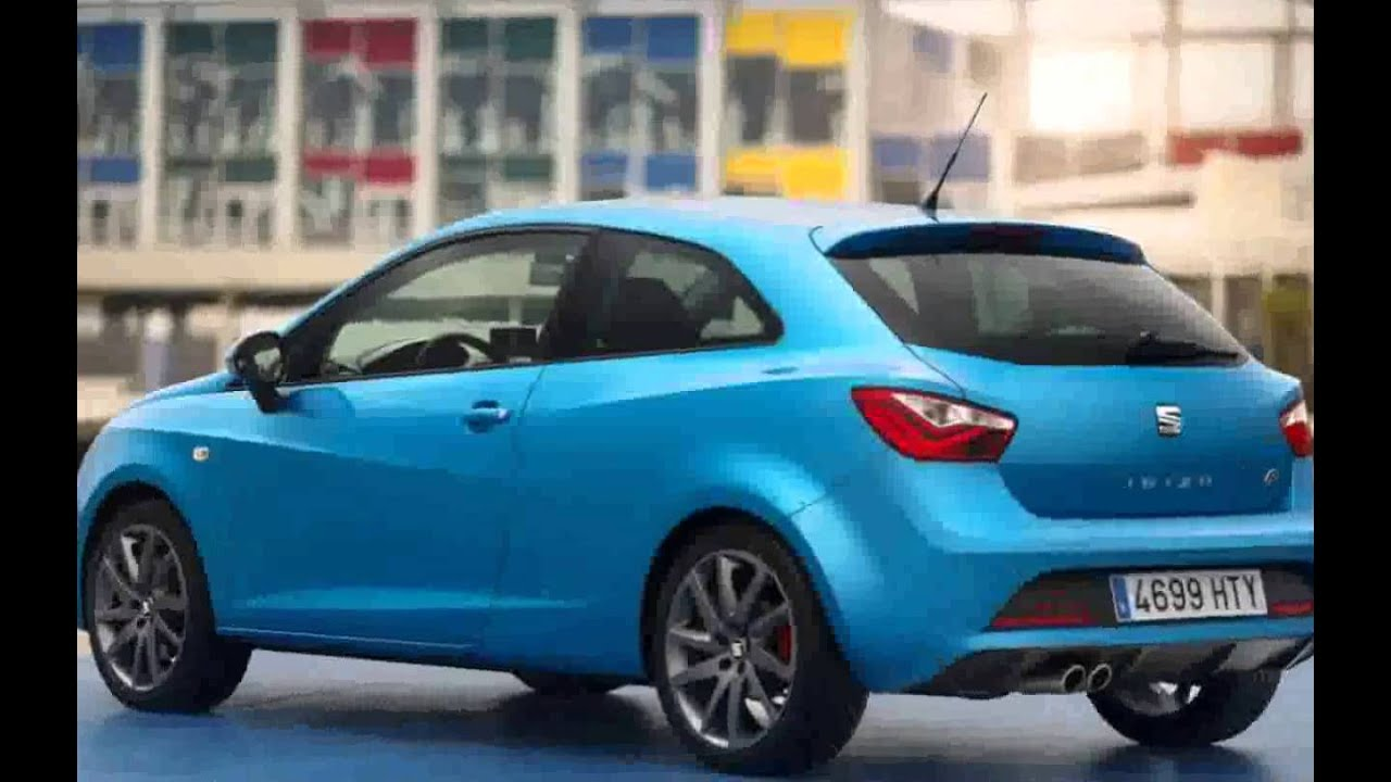 seat ibiza st 1 6 tdi 90cv style dsg itech 2015 youtube. Black Bedroom Furniture Sets. Home Design Ideas