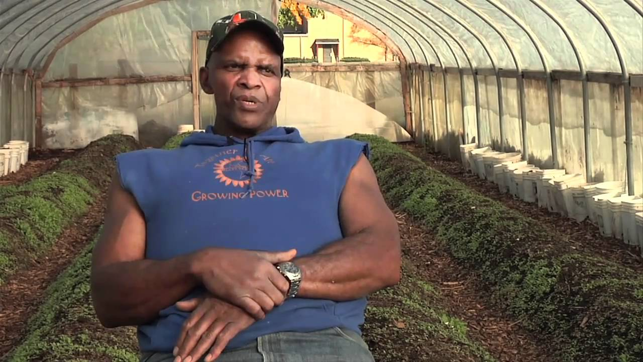 Growing Power - A Model for Urban Agriculture - YouTube