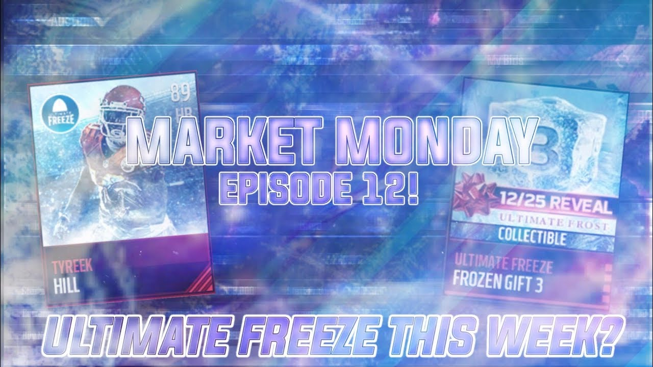 Madden Mobile Christmas Promo.Christmas Promo Release Date How To Prepare For It Market Monday Ep 12 Madden Overdrive