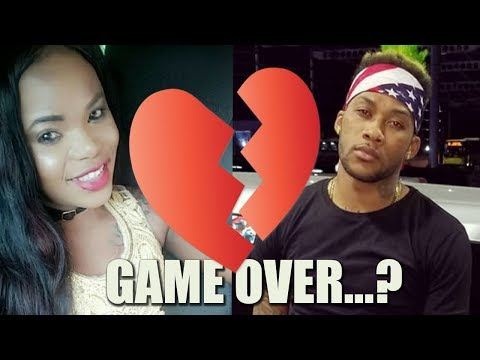 Marvin The Beast & Nickesha Dhq BREAK UP??? Marvin Found New Love??