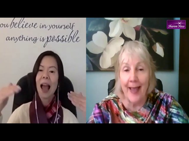 Interview by Sharon Hess Coping with change & How To Prevent stress on Coronavirus