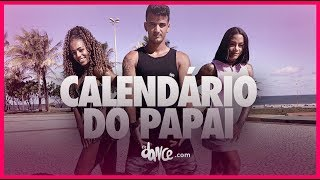 Calendário do Papai - MC Don Juan ft. DJ Perera | FitDance TV (Coreografia Oficial)