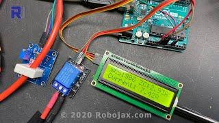 Защита от перегрузки по току с помощью датчиков тока Winson WCS и Arduino