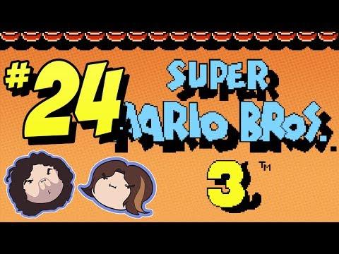 Super Mario Bros. 3: Time to Spare - PART 24 - Game Grumps