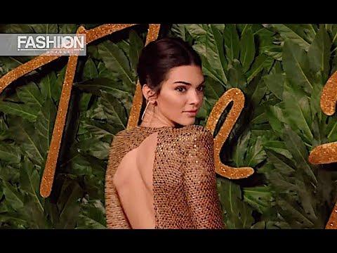 THE FASHION AWARD 2018 Red Carpet Highlights - Fashion Channel thumbnail