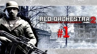 Red Orchestra 2 Multiplayer #1 - Get This Game!