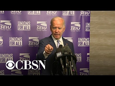 "Biden releases new campaign ad calling Trump ""unhinged"""