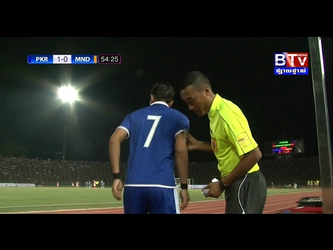 Prak Mony Udom vs Ministry of National Defense Final Asia Pre-Season (5/02/2017) HD 1080p by FUSS