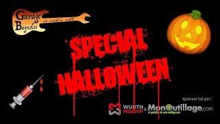 🎃 😈 🎃 Spécial Halloween 👻 💀 👻  Diagnostic Moteur par Analyse 💉 de l'Huile 🔥 ⚰ 🔥
