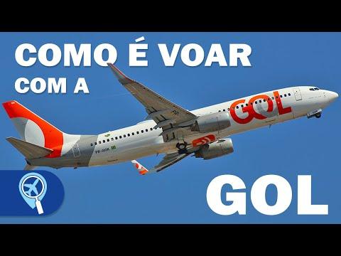 Como é voar com a Gol de Brasília para Curitiba | G3 1785 | Boeing 737-800