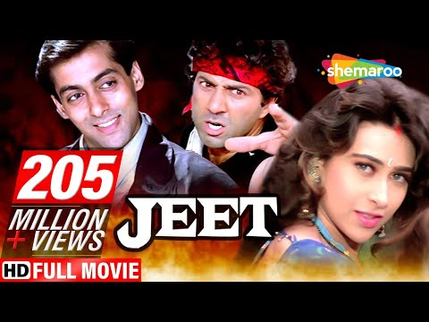 Jeet  {HD} - Salman Khan - Sunny Deol - Karishma Kapoor - Superhit Hindi Movie -(With Eng Subtitles) thumbnail