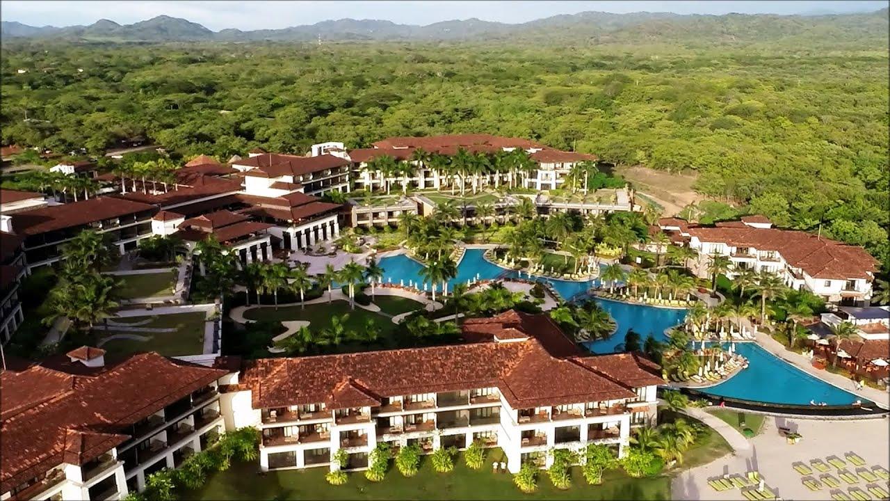 jm marriott guanacaste resort & spa - costa rica - youtube