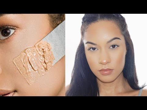 "How I Avoid ""Cake Face"" 
