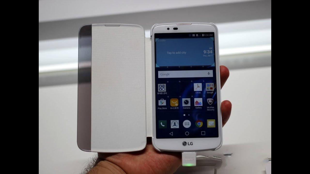 LG K410 K10 3G Black Blue купить по низкой цене в Киеве, Харькове .