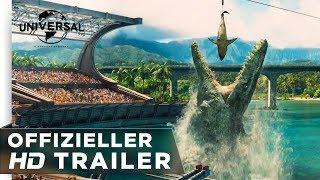 Jurassic World - Trailer #1 deutsch / german HD