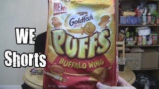 We Shorts - Goldfish Puffs Buffalo Wing