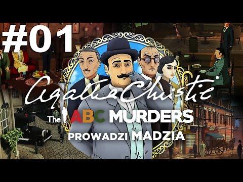 Agatha Christie: The ABC Murders #1