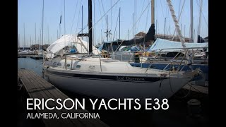 Used 1987 Ericson Yachts E38 for sale in Alameda, California