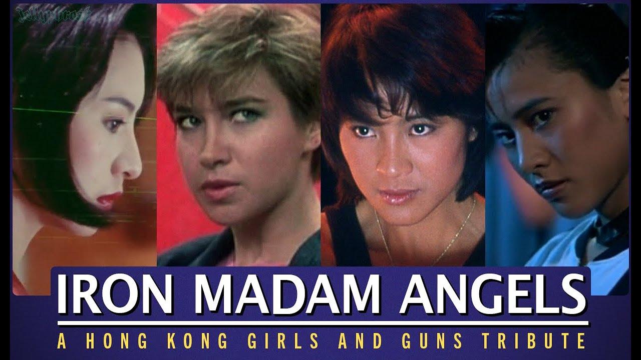 Download Iron Madam Angels: A Hong Kong Girls and Guns Tribute