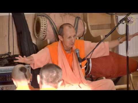 Шримад Бхагаватам 1.8.29 - Бхакти Ананта Кришна Госвами