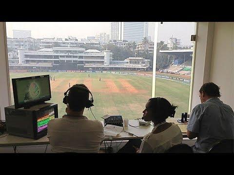 Cricket Stadium के Media Box में कैसे होती है Entry | SR Time