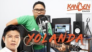 Tutorial Gitar Melodi Kangen Band - Yolanda Slow Motion By Sobat P