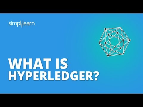 What Is Hyperledger? | What Is Hyperledger Fabric In Blockchain? | Blockchain Tutorial | Simplilearn