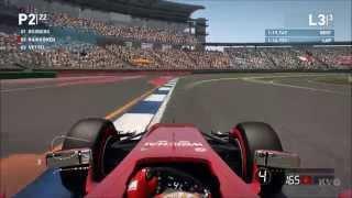 F1 2014 - Hockenheimring | German Grand Prix Gameplay (PC HD) [1080p]