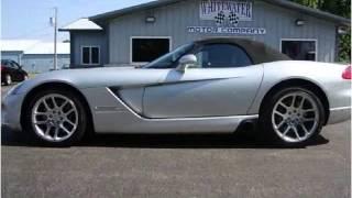 2003 Dodge Viper Used Cars Cincinnati Oh