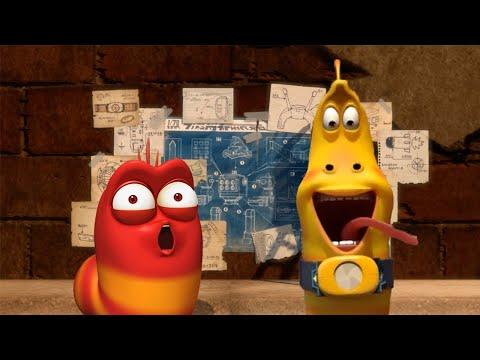 larva- -yellow-plan-🐛 -tecknade-barn-för-barn- -larvtecknad- -wildbrain