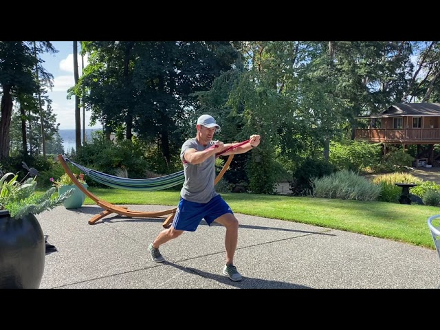 Labor Day Outdoor Workout