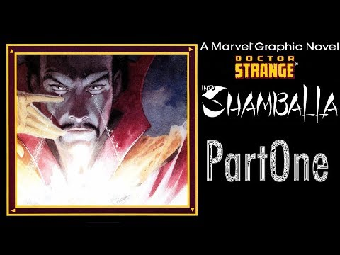 Doctor Strange: Into Shamballa Motion Comic Part 1
