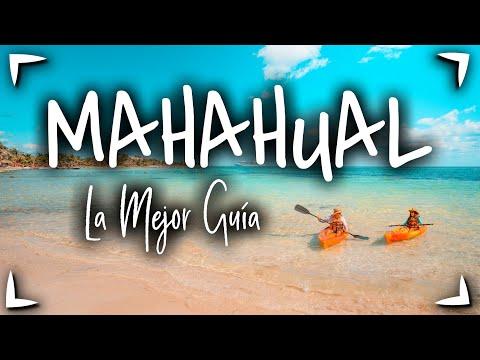 MAHAHUAL Quintana Roo 🔴 GUIA COMPLETA ► QUE HACER en Mahahual 2 DIAS ✅Snorkel, bicis Parque Acuatico